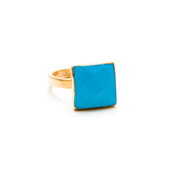 Gold Zera Ring