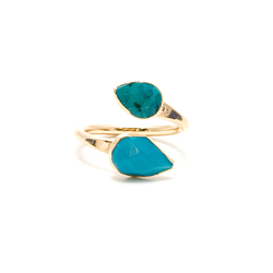 Gold Adaline Ring