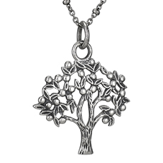 Apple Tree Necklace