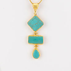 Asil Turquoise Necklace